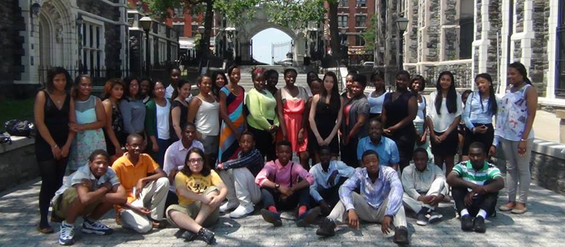 Urban Scholars Program at the City College of New York